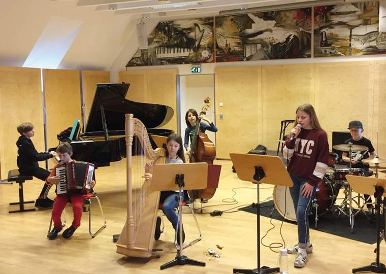 Bandworkshop in Marktoberdorf
