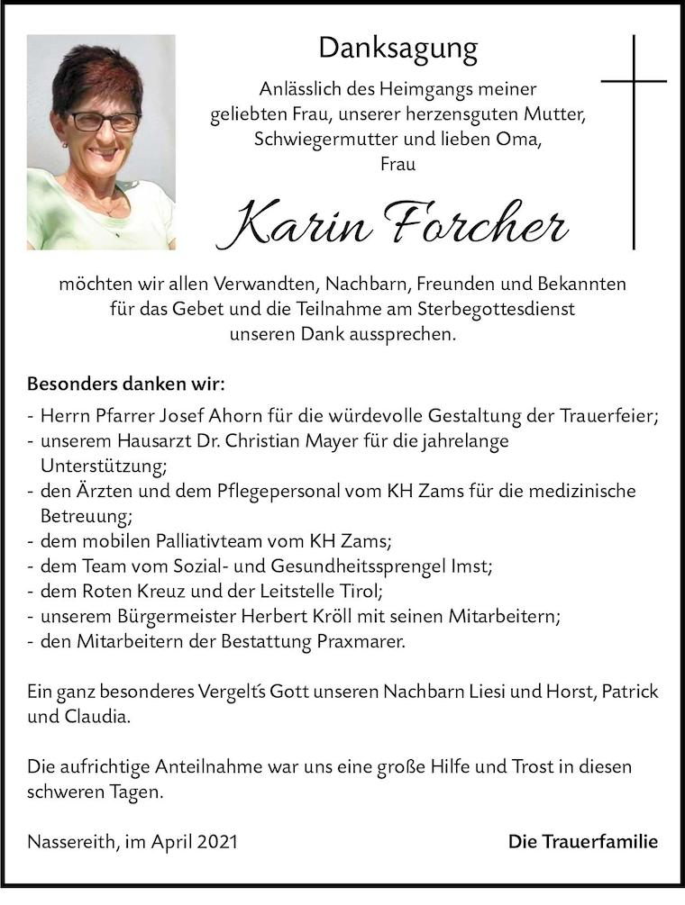 Karin Forcher